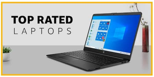 top rated laptop